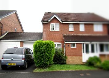 Thumbnail 2 bed semi-detached house for sale in Tal Y Coed, Hendy, Pontarddulais, Swansea, Carmarthenshire