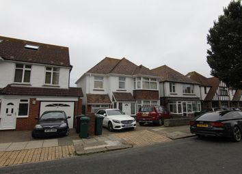Thumbnail 3 bed flat to rent in St Leonards Gardens, Hove