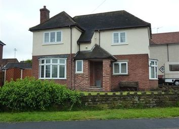 Thumbnail 3 bed detached house to rent in Somersall Park Road, Somersall, Chesterfield
