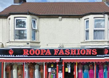 Thumbnail 1 bed flat to rent in Bury Park Road, Luton