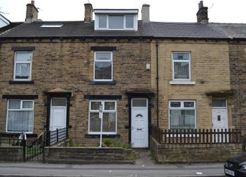 Thumbnail 3 bed terraced house for sale in Woodhall Terrace, Thornbury, Bradford, West Yorkshire