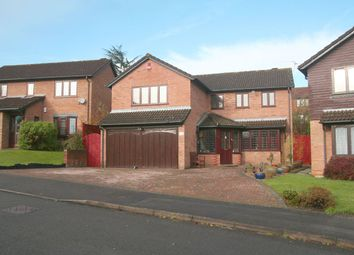 Thumbnail 4 bed detached house to rent in Tiffany Close, Wokingham