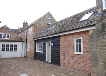 Thumbnail 1 bedroom maisonette to rent in Smokey Mews, St Neots