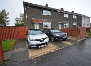 Thumbnail 2 bed end terrace house for sale in Glenshamrock Drive, Auchinleck, Cumnock