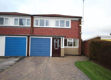 Thumbnail 3 bed semi-detached house for sale in Hillside Walk, Shawclough, Rochdale
