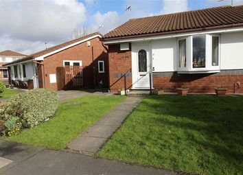 Thumbnail 1 bedroom semi-detached bungalow for sale in Thurlow, Lowton, Warrington