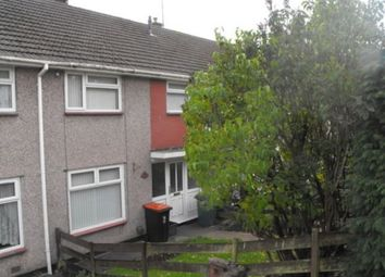 Thumbnail 3 bed terraced house to rent in Darent Close, Bettws, Newport