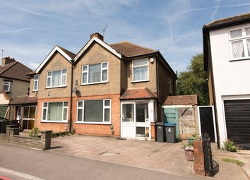 Thumbnail 3 bed semi-detached house for sale in Tolworth Rise North, Tolworth, Surbiton
