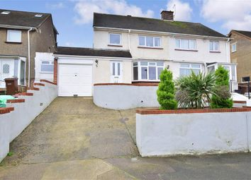 3 bed semi-detached house for sale in Cunningham Crescent, Chatham, Kent ME5