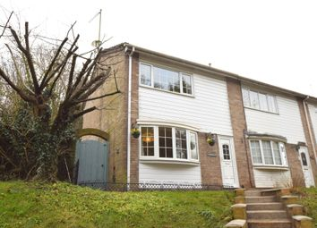 Thumbnail 2 bed end terrace house for sale in Bumpstead Road, Haverhill