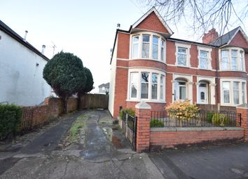 Thumbnail 3 bedroom semi-detached house for sale in Birchgrove Road, Birchgrove, Cardiff