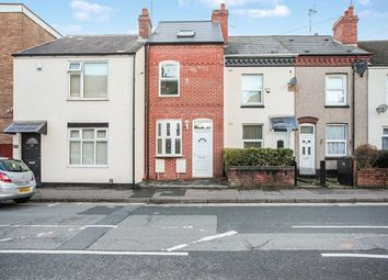 Thumbnail 3 bed terraced house to rent in Springfield Road, Coventry