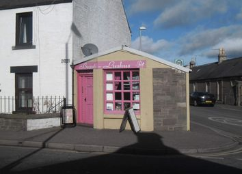 Thumbnail Retail premises for sale in 158 Dundee Street, Carnoustie