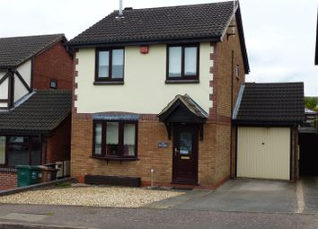 Thumbnail 3 bed property for sale in Wye Dale, Church Gresley, Swadlincote