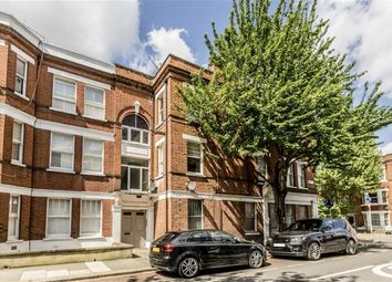 Thumbnail 3 bed flat for sale in Rostrevor Road, London