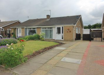 Thumbnail 2 bed semi-detached bungalow for sale in Dysons Close, Waltham Cross, Herts