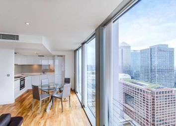 Thumbnail 3 bed flat to rent in Landmark Building, East Tower, 24 Marsh Wall, South Quay, Canary Wharf, South Quay, London