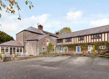 Thumbnail 7 bedroom detached house for sale in Evenjobb, Presteigne, Powys