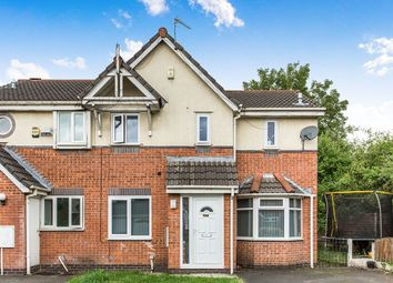 Thumbnail 3 bed semi-detached house for sale in Dymchurch Avenue, Manchester
