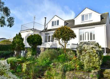 Thumbnail 3 bed detached house to rent in Penpol, Devoran, Truro