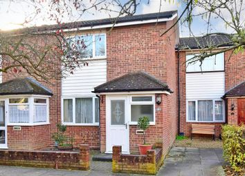 Thumbnail 3 bed terraced house for sale in Twickenham Close, Croydon, Surrey