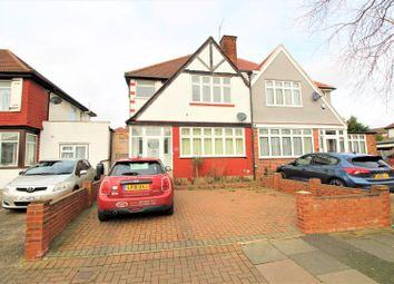 Thumbnail 3 bed property for sale in Holmstall Avenue, Edgware