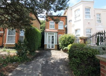 Thumbnail 2 bed semi-detached house for sale in Eastwood Road, Goodmayes, Essex