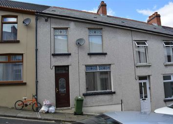 Thumbnail 3 bed terraced house to rent in Mostyn Street, Aberdare, Rhondda Cynon Taf