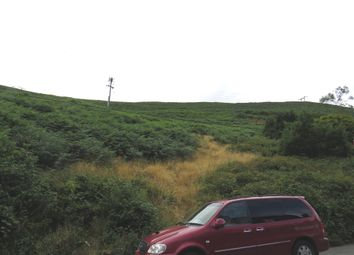 Thumbnail Land for sale in Bryn Road, Ogmore Vale, Bridgend