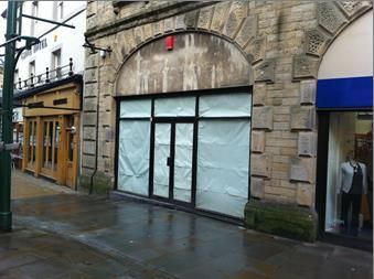 Thumbnail Retail premises to let in 7 Spring Gardens, Buxton, Derbyshire