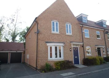 Thumbnail 3 bedroom semi-detached house to rent in Alchester Court, Towcester