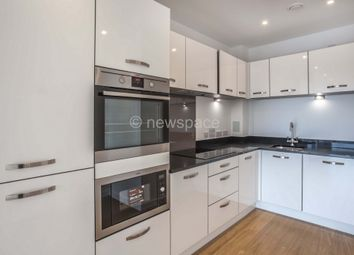 Thumbnail 1 bed flat to rent in Atkins Square, Dalston Lane, Hackney