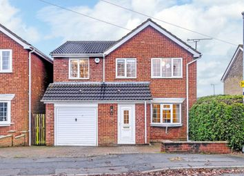 Thumbnail 4 bed detached house for sale in Kingsley Avenue, Royal Wootton Bassett, Swindon