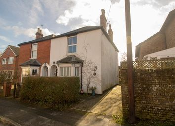 Thumbnail 2 bed semi-detached house for sale in Wellands Road, Lyndhurst