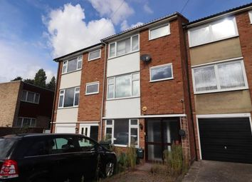 Thumbnail 4 bed terraced house for sale in Copperfield Gardens, Brentwood