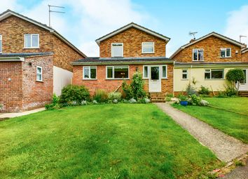 Thumbnail 3 bedroom detached house for sale in Home Farm Lane, Bury St. Edmunds