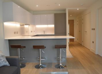 Thumbnail 1 bed flat to rent in Cambium House, Emerald Gardens, Wembley Park