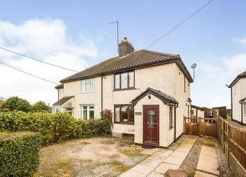 Thumbnail 2 bedroom semi-detached house for sale in New Pale Road, Kingswood, Frodsham