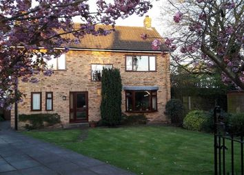 Thumbnail 4 bed detached house for sale in Elloughton Road, Brough, East Yorkshire