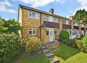 Thumbnail 4 bedroom end terrace house for sale in Kennedy Avenue, East Grinstead, West Sussex