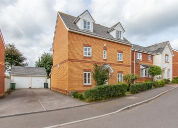 4 bed detached house for sale in Ragnall Close, Thornhill, Cardiff CF14