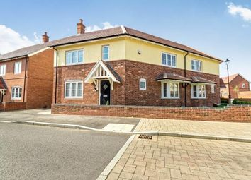 Thumbnail 3 bedroom semi-detached house for sale in Hilton Close, Kempston, Bedford, Bedfordshire
