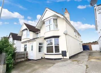 Thumbnail 4 bed semi-detached house for sale in Croft Road, Old Town, Swindon