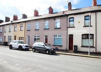 Thumbnail 3 bed terraced house to rent in Gordon Street, Newport