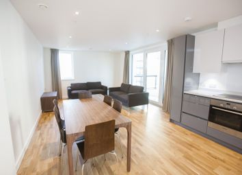 Thumbnail 3 bed flat to rent in Cheering Lane, Olympic Park, London