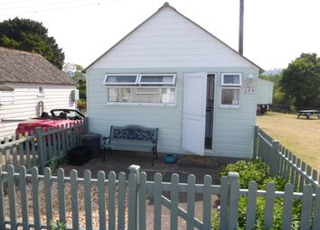 Thumbnail 1 bed bungalow for sale in Dunster Beach Chalets, Dunster, Minehead