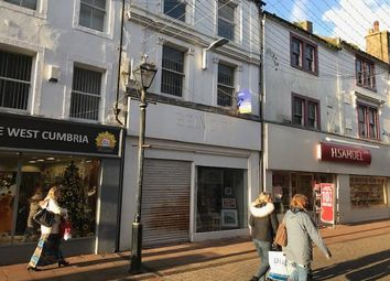 Thumbnail Retail premises for sale in 72 King Street, Whitehaven, Cumbria