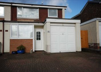 Thumbnail 3 bed end terrace house for sale in Fairhaven Square, Kilwinning
