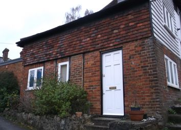 Thumbnail 2 bed cottage to rent in Maidstone Road, Riverhead, Sevenoaks, Kent