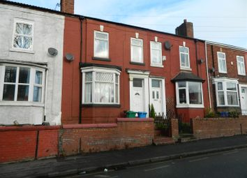 3 bed terraced house for sale in Alma Road, Levenshulme, Manchester M19